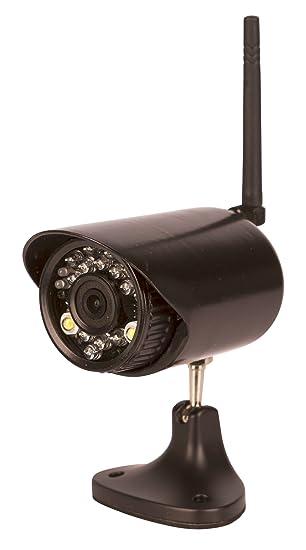 Kerbl SmartCam HD Cámara de Seguridad IP Interior Bala Negro 1280 x 720Pixeles - Cámara de
