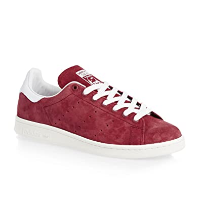 Basket ADIDAS STAN SMITH Age ADULTE, Couleur ROUGE
