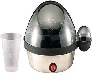 Maverick EC-200 400-Watt Egg Cooker/Poacher, Black