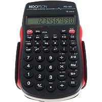 Calculadora Cientifica 56 Funcoes 10dig. Bateria Pret - Unidade, Hoopson, PS-183, Preta
