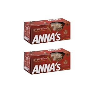 Anna's Swedish Thins Ginger