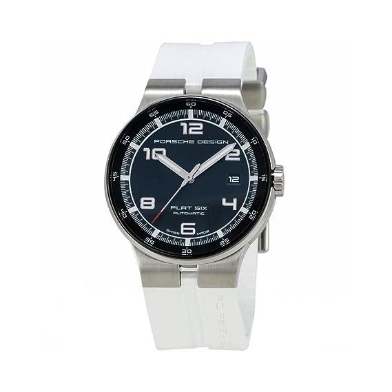 Porsche Design Flat Seis - Reloj automático de hombre 6351.42.44.1256: Porsche Design: Amazon.es: Relojes