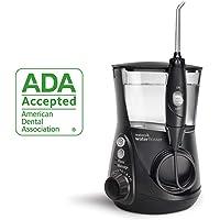 Waterpik Water Flosser Electric Dental Countertop Oral Irrigator For Teeth – Aquarius Professional, WP-662 Black