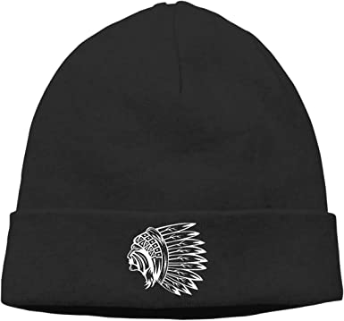 Native American Warm Hat Baggy Slouchy Beanie Hat Skull Cap