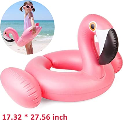 Amazon.com: Kiddy Flamingo flotador hinchable para piscina ...
