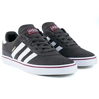 premium selection d4b4b f8834 adidas Busenitz Vulc ADV, Chaussures de Skateboard Homme, Multicolore  (MarronFtwbla