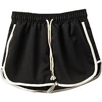 Tootu Women Sport Beach Short Pants Plus Size Yoga Running Pants