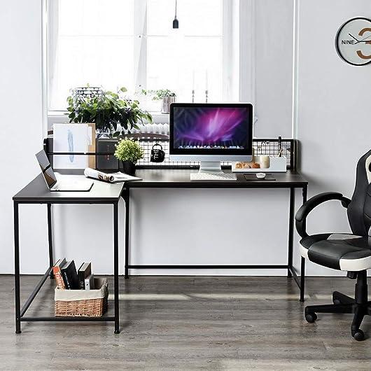 Editors' Choice: CozyCasa L-Shaped Desk