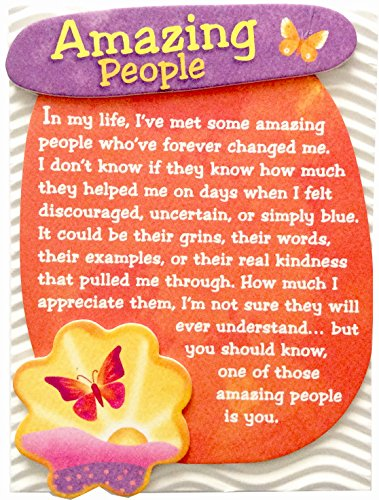 - Miniature Easel Print with Magnet: Amazing People, 3.6