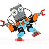 UBTECH JIMU Robot BuzzBot & MuttBot App-Enabled STEM Learning Kit (264 pcs)