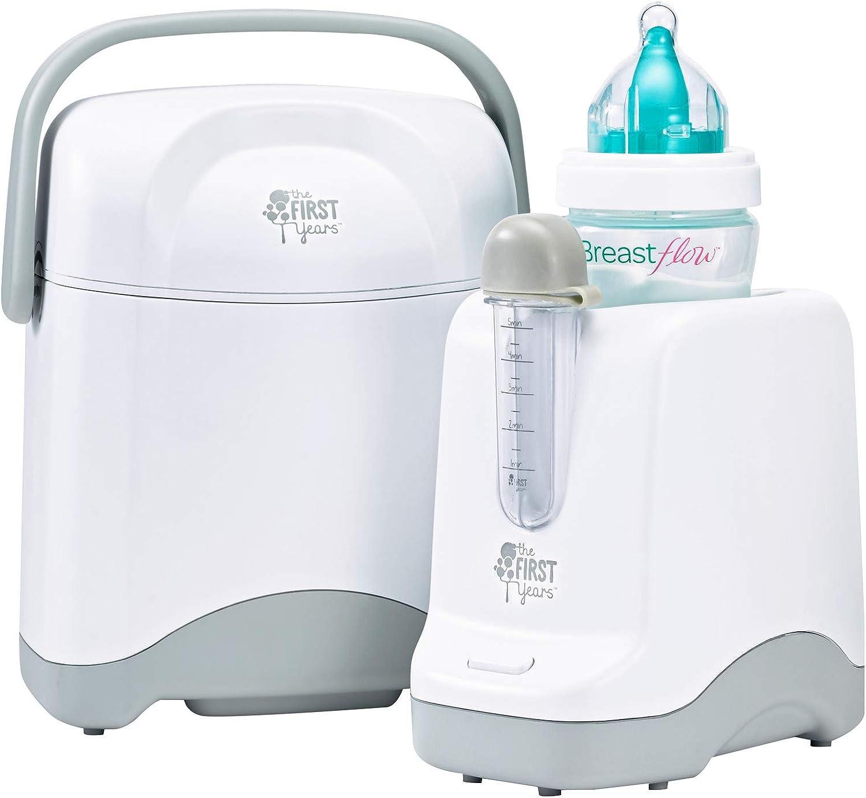 The First Years Y1058EU Baby Pro - Calentador de alimento de bebé ...