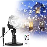 Luces de Proyector de Navidad, Luz de Proyección