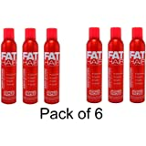 Samy Fat Hair Amplifying Hair Spray 10 Ounce (295ml) (6 Pack)