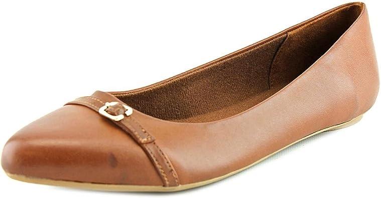 Rosalie Women US 6 Tan Flats