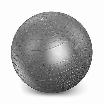 AIXIAOYU - Balón de yoga con bomba de gimnasia, antiastillas ...