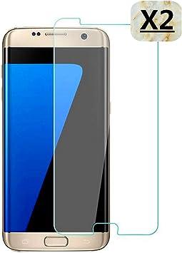 Haikingmoon Cristal Templado Samsung S7,[2 Piezas] Ultrafino Fácil de Instalar Contiene Herramientas de Limpieza Dureza 9H Vidrio Protector Pantalla para Samsung Galaxy S7: Amazon.es: Electrónica