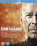 Die Hard 1-5-Legacy Collection [Blu-ray]