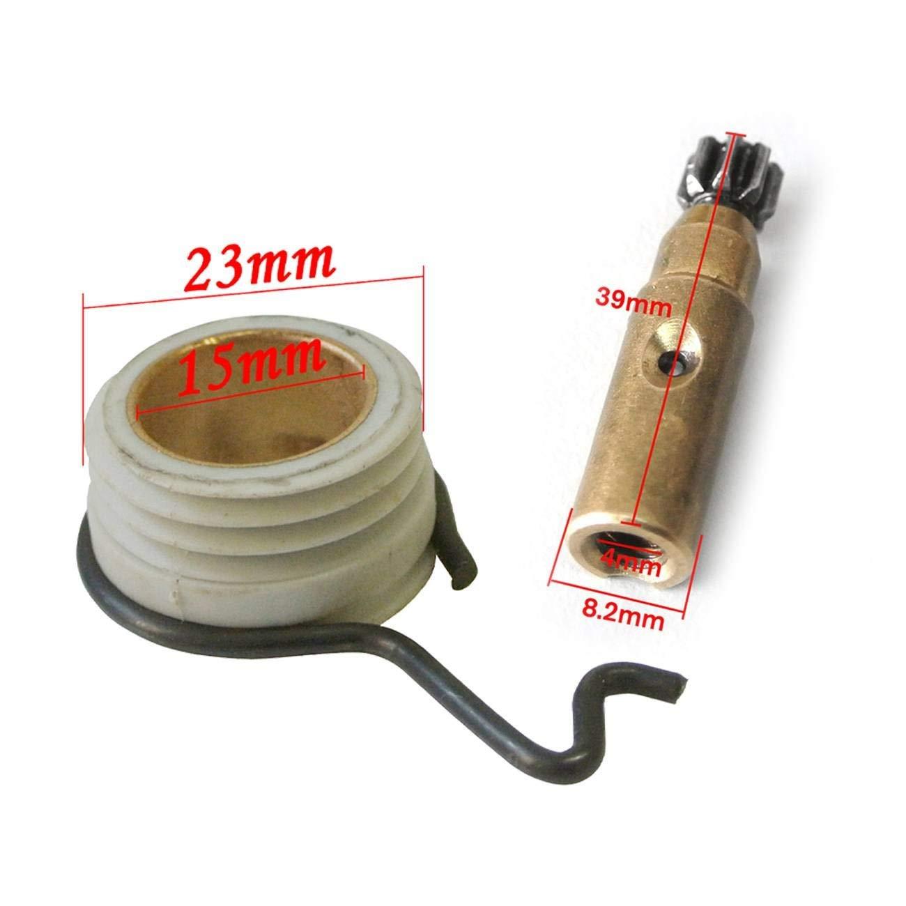 1125 640 3201 Repuesto de Pieza de fabricaci/ón Hippotech Bomba de Aceite para Gusanos STIHL 034 036 MS360
