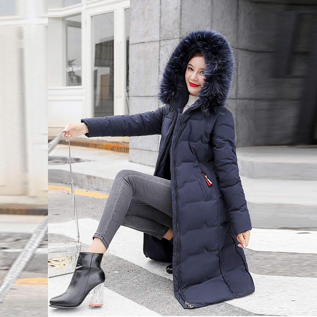 Women Blouse and Coats Sale Save 50/%,Women Outerwear Long Sleeve Hooded Jackets Cotton-Padded Print Coats Plus Size Ladies Clothing UK Size Worth Buying