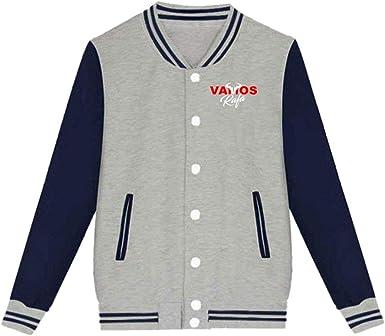 Amazon Com Fangpeilian Unisex Vamos Rafa Rafael Nadal Tennis Star Jacket Clothing