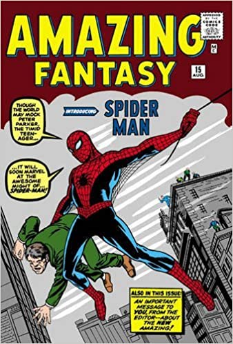 Image result for steve ditko spider man amazing fantasy