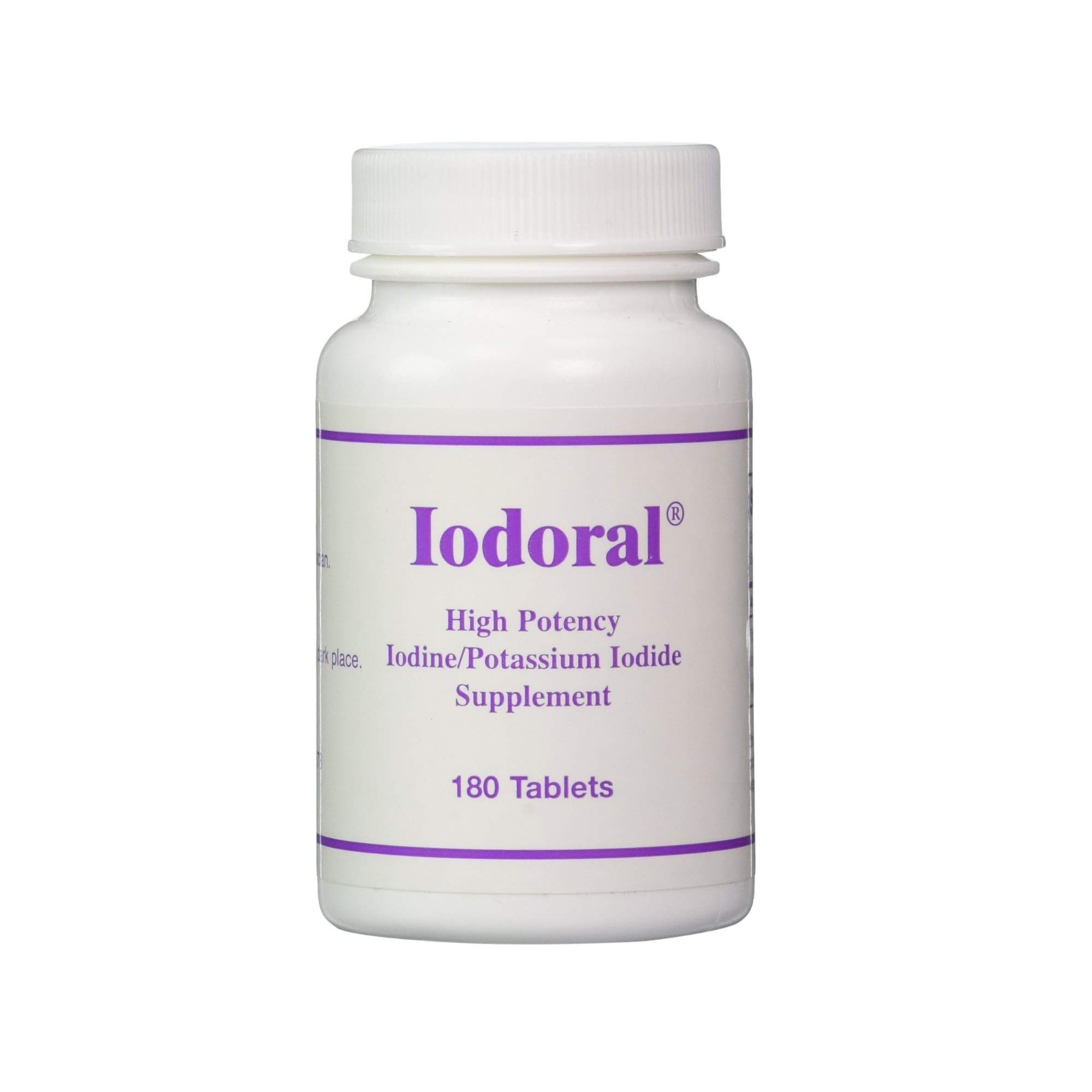 Complementary Prescriptions Iodoral (12.5 Mg), 180 Tablets