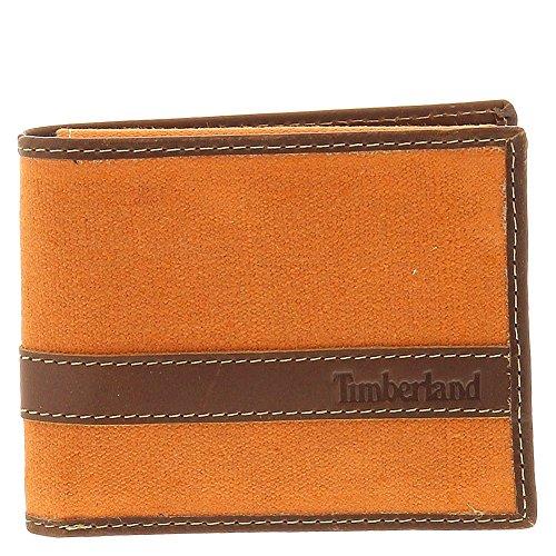 Timberland Canvas Hunter Passcase Wallet