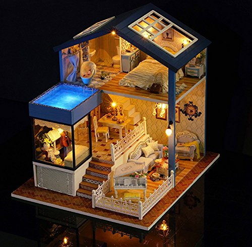 Miniature Dollhouse Kit Shopping Online In Pakistan