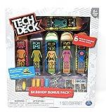 Tech Deck Sk8shop Bonus Pack Girl Skateboards with 6 Fingerboards