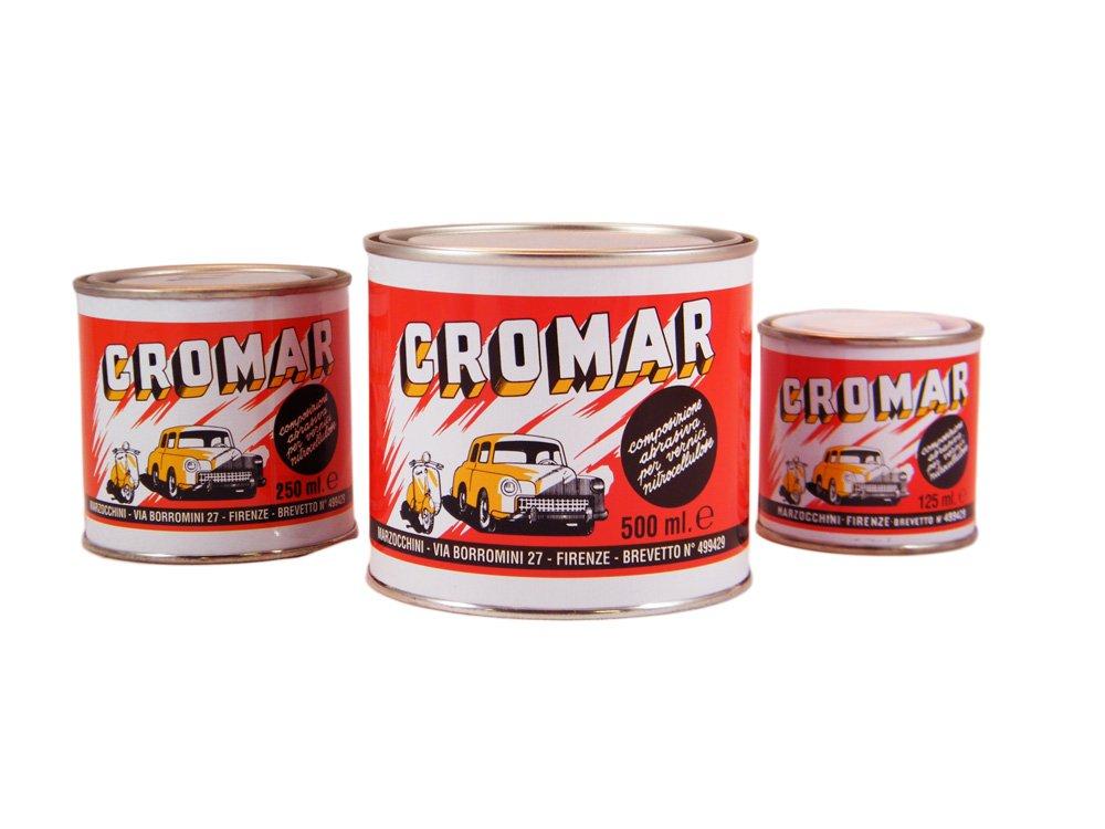 Cromar TF pasta abrasiva a grana fine conf. 125ml Marzocchini