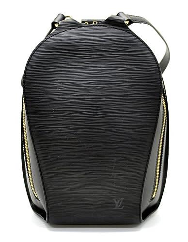 [ルイ ヴィトン] LOUIS VUITTON エピ コブラン リュック ノワール M52292 黒 ブラック [中古]