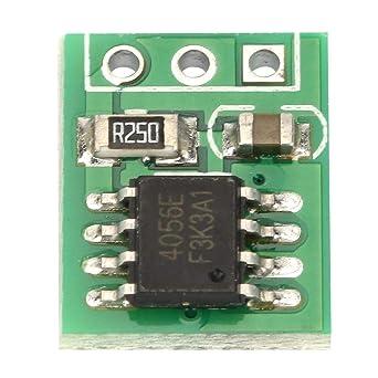 Mini 5V 1A Placa de módulo de cargador de batería de litio ...