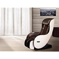 Massagesessel WELCON EASYRELAXX in beige braun mit Wärmefunktion Automatikprogramme Knetmassage Klopfmassage Rollenmassage Airbagmassage Kompression Sessel Massagestuhl