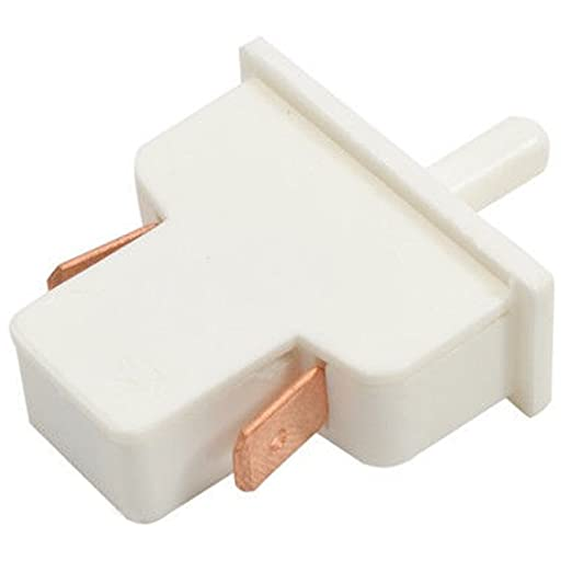Spares2go - Interruptor de luz para frigorífico y congelador ...