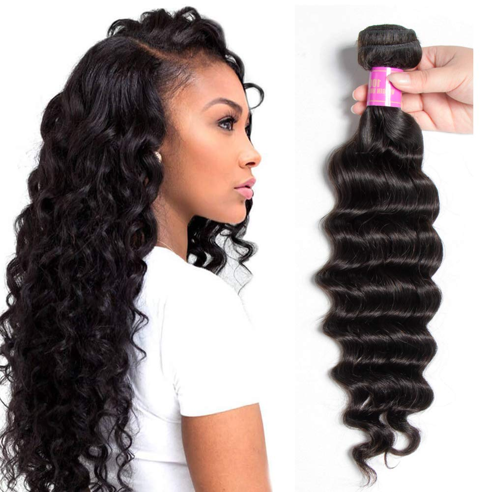 Amazon Star Show Hair Loose Deep Wave Bundle 1 Piece For Sale