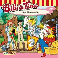 Das Ritterturnier (Bibi und Tina 70)