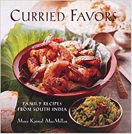 Curried Favours: Family Recipes from South India