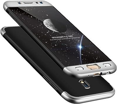 Samsung Galaxy J7 2017 Carcasa 360 Grados Funda + Protector ...