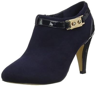 44e1312787e1 Lotus Women's's Nola Closed Toe Heels: Amazon.co.uk: Shoes & Bags