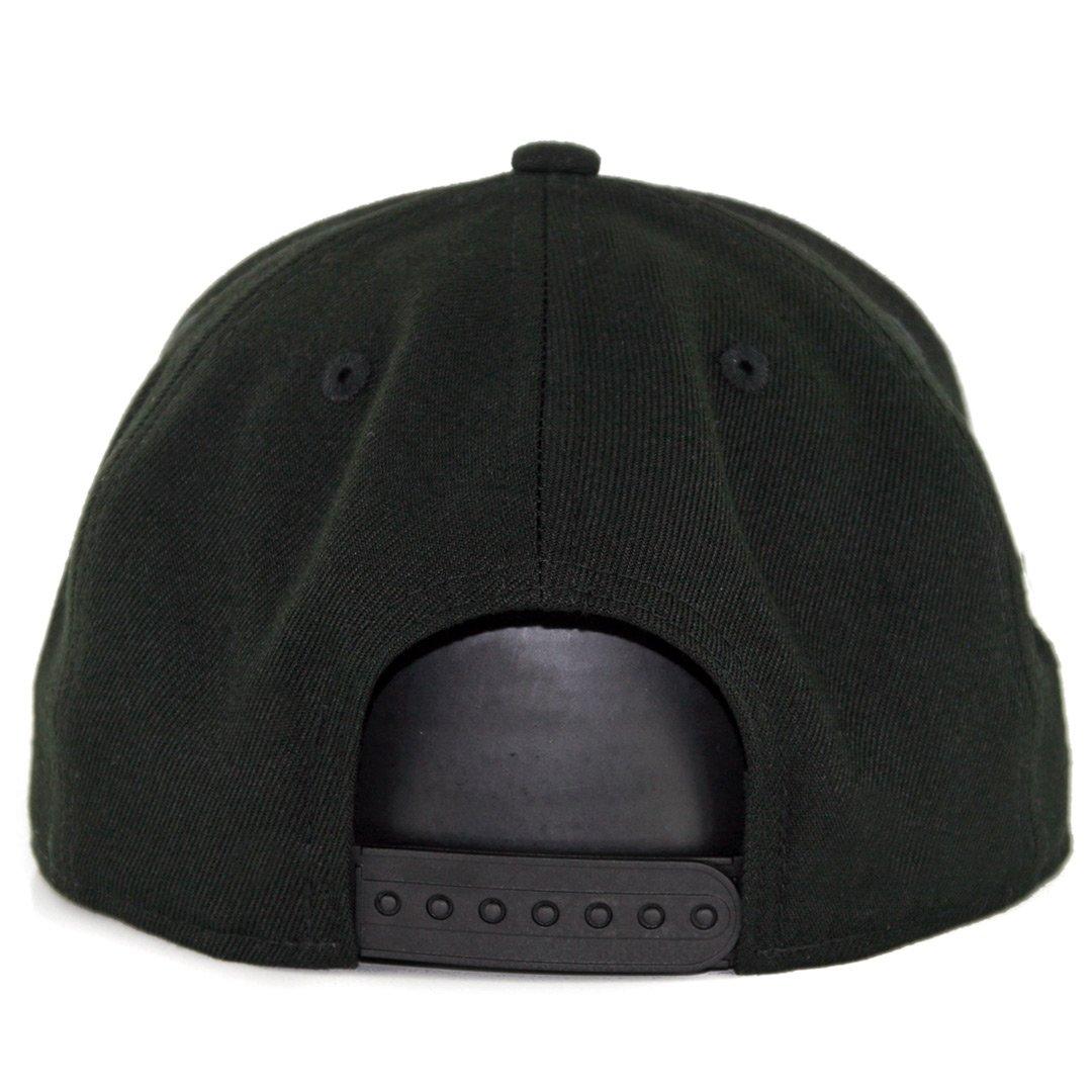 Amazon.com   New Era 950 San Diego Padres Team Deluxe II Snapback Hat  (Black) Men s MLB Cap   Sports   Outdoors 42b031f295fd
