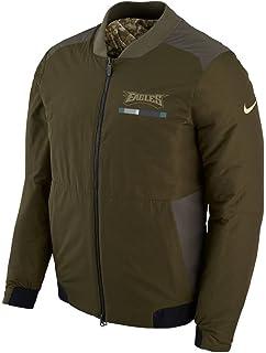 Philadelphia Eagles Nike NFL Salute to Service Men s Reversible Bomber  Jacket 5e57f2419