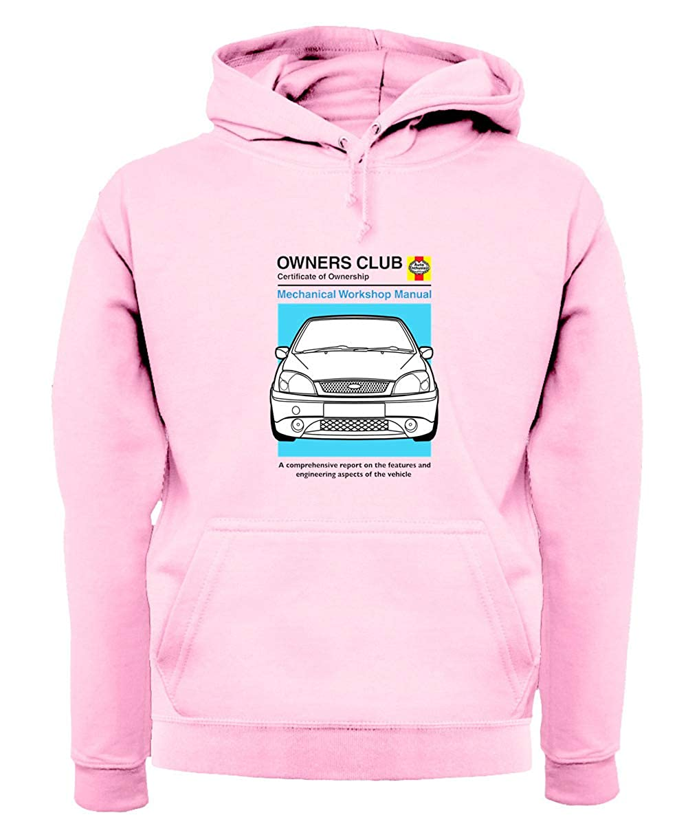 best value pretty cool attractive price Amazon.com: Car Owners Manual Ford Fiesta - Unisex Hoodie/Hooded ...