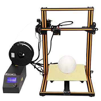 perfk 3D CR-10 S4 con Monitor de filamento y Tornillo de Doble Z ...