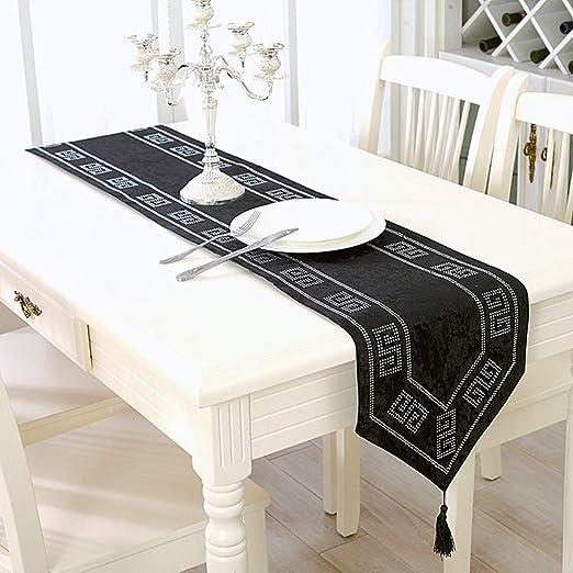 Caminos de mesa Mantel Moderno Arte Simple Mesa de Centro Mesa de ...