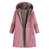 AOJIAN Women Jacket Long Sleeve Outwear Hooded