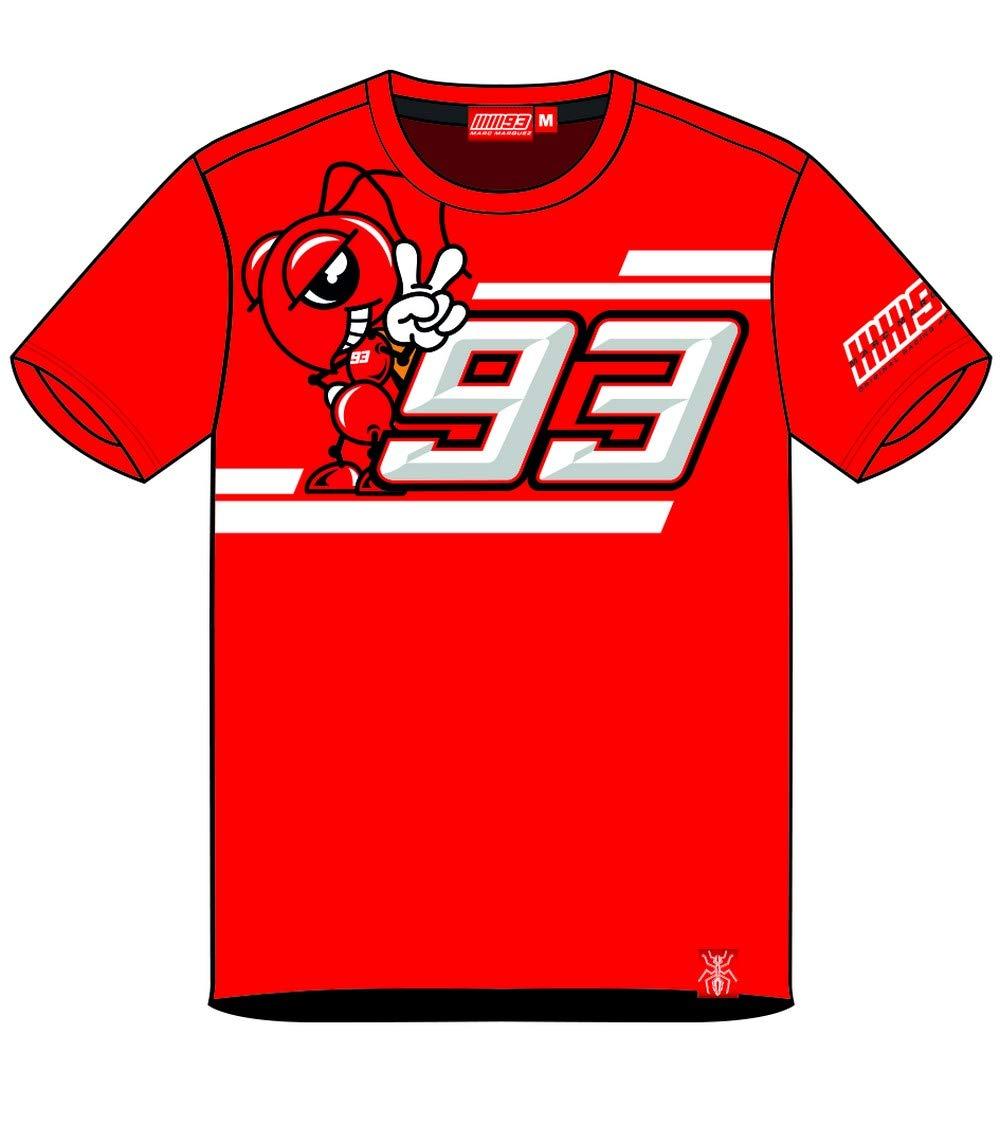 Marc Marquez Camiseta 93 Hormiga