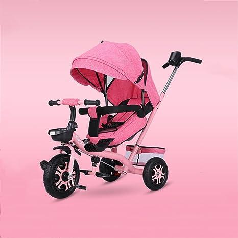 Baby stroller- Triciclo para niños Bicicleta grande ...