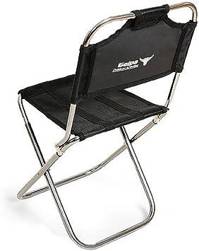 Pro Faltbarer Stuhl Tragbar Klappstuhl Camping Wandern Picknick Hocker Sitz