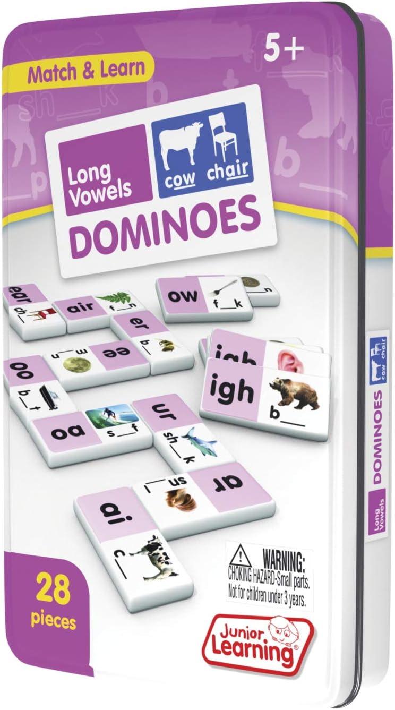 Junior Learning JL495 Educational Dominoes
