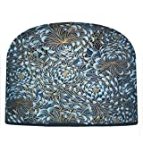Blue Moon Indigo Blue Mums Tea Cozy Double